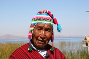 Bolivien- Lac Titicaca